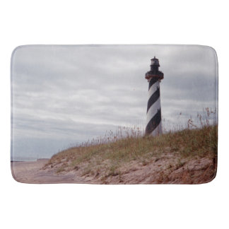 Cape Hatteras Lighthouse Bath Mat