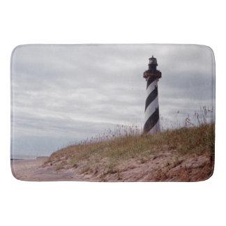 Cape Hatteras Lighthouse Bath Mats