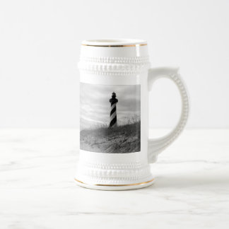 Cape Hatteras Lighthouse Beer Stein