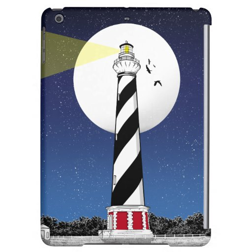 Cape Hatteras Lighthouse BUXTON Case For iPad Air