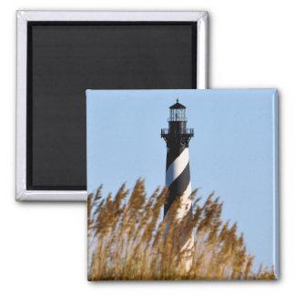 Cape Hatteras Lighthouse - Dune View Fridge Magnet