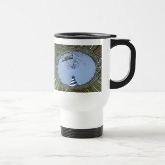 Cape Hatteras Lighthouse from Wetlands Series Mug