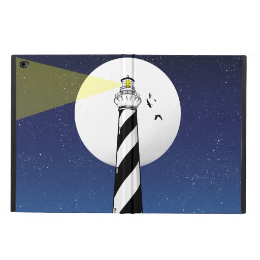 Cape Hatteras Lighthouse ILLUSTRATION Powis iPad Air 2 Case