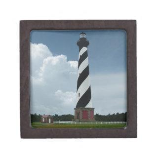 Cape Hatteras Lighthouse Keepsake Box