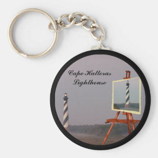 CAPE HATTERAS LIGHTHOUSE-KEYCHAIN