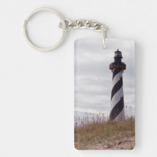 Cape Hatteras Lighthouse Keychain