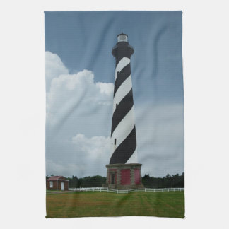 Cape Hatteras Lighthouse Hand Towels