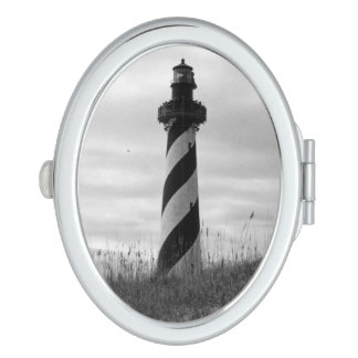 Cape Hatteras Lighthouse Mirror For Makeup
