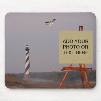 CAPE HATTERAS LIGHTHOUSE-MOUSEPAD MOUSE PAD