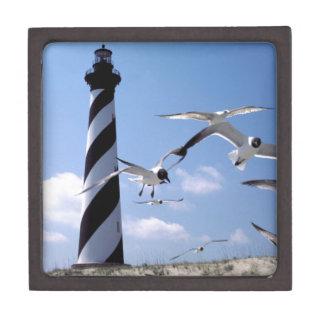 Cape Hatteras Lighthouse North Carolina lighthouse Gift Box