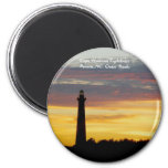 Cape Hatteras Lighthouse OBX Magnet