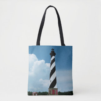 Cape Hatteras Lighthouse Outer Banks NC Tote Bag