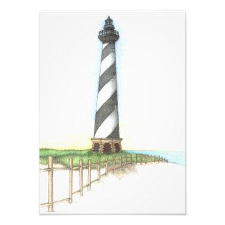 Cape Hatteras Lighthouse Photograph