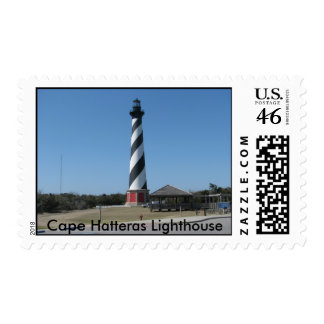 Cape Hatteras Lighthouse Postage Stamps