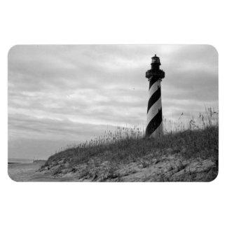 Cape Hatteras Lighthouse Rectangular Photo Magnet