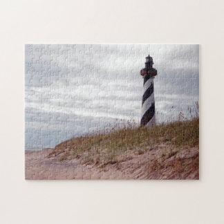 Cape Hatteras Lighthouse Puzzles