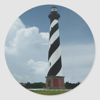 Cape Hatteras Lighthouse Stickers