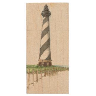 Cape Hatteras Lighthouse USB Flash Drive