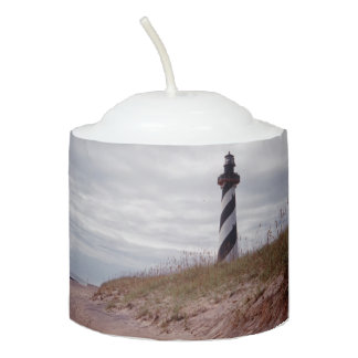Cape Hatteras Lighthouse Votive Candle