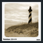 """Cape Hatteras Lighthouse Wall Decal<br><div class=""""desc"""">Cape Hatteras Lighthouse</div>"""