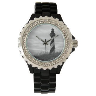 Cape Hatteras Lighthouse Wrist Watches