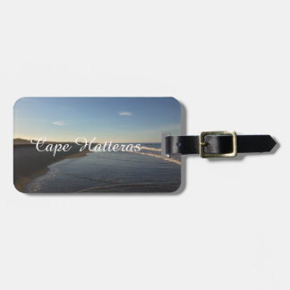 Cape Hatteras National Seashore Luggage Tag