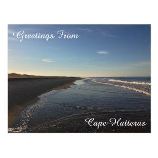 Cape Hatteras National Seashore Postcard