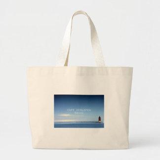 Cape Henlopen. Large Tote Bag