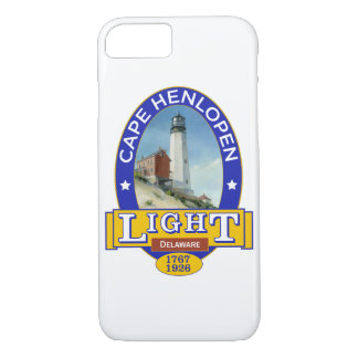 Cape Henlopen Lighthouse iPhone 7 Case