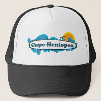 Cape Henlopen. Trucker Hat