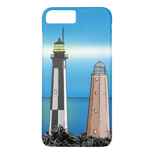 Cape Henry Lighthouse  Virginia iPhone 8 Plus/7 Plus Case