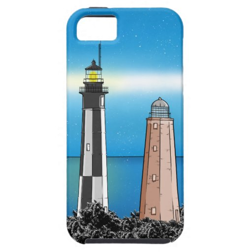Cape Henry Lighthouse  Virginia iPhone SE/5/5s Case
