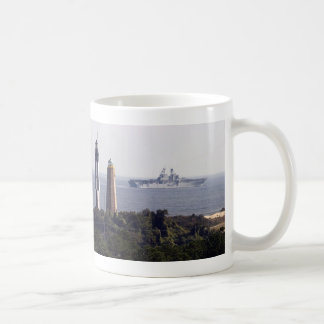 Cape Henry Lighthouses Coffee Mug