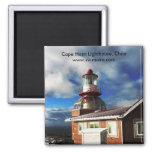 Cape Horn Lighthouse, Chile Refrigerator Magnet