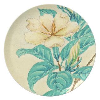 Cape Jasmine 1870 Plates