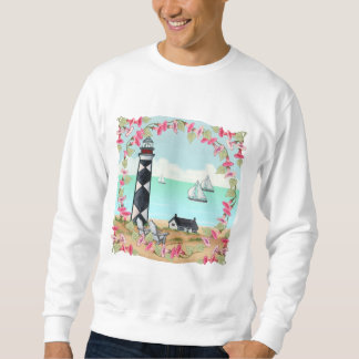 Cape Lookout Lighthouse Sweatshirt