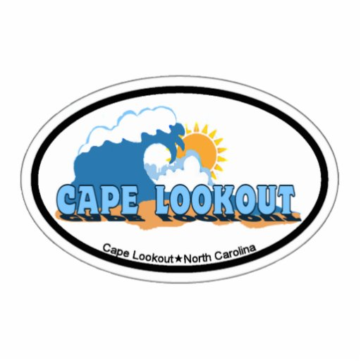 Cape Lookout. Photo Sculpture
