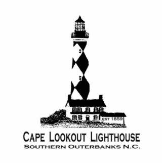 Cape Lookout. Photo Cutouts