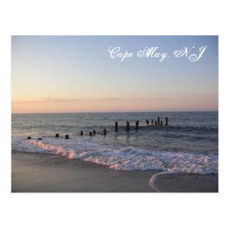 Cape May agita la postal