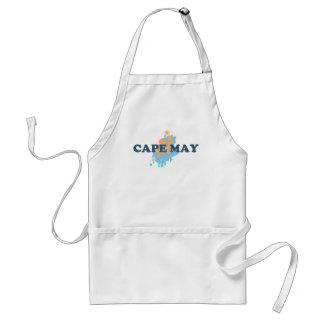 Cape May. Apron