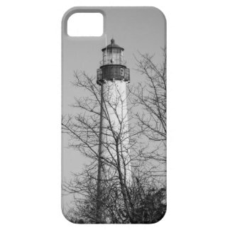 Cape May b/w ligero Funda Para iPhone 5 Barely There