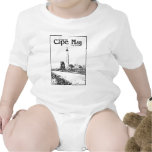 Cape May Baby Bodysuits