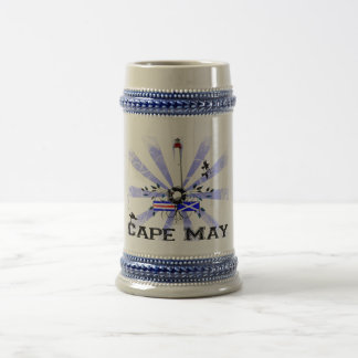 Cape May Beer Stein