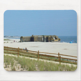 Cape May Bunker Mouse Pad