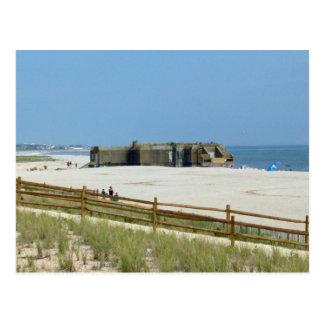 Cape May Bunker Postcard