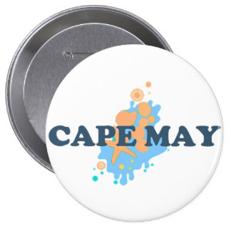 Cape May Button