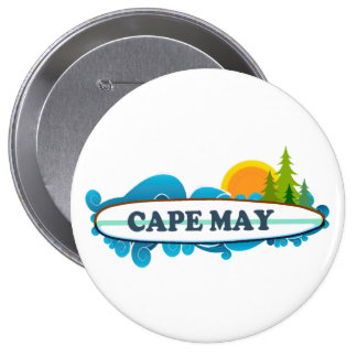 Cape May Pin