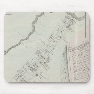 Cape May City and Sea Grove, New Jersey Mouse Pad