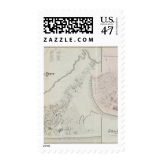 Cape May City and Sea Grove, New Jersey Postage