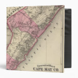 Cape May County, NJ 3 Ring Binders